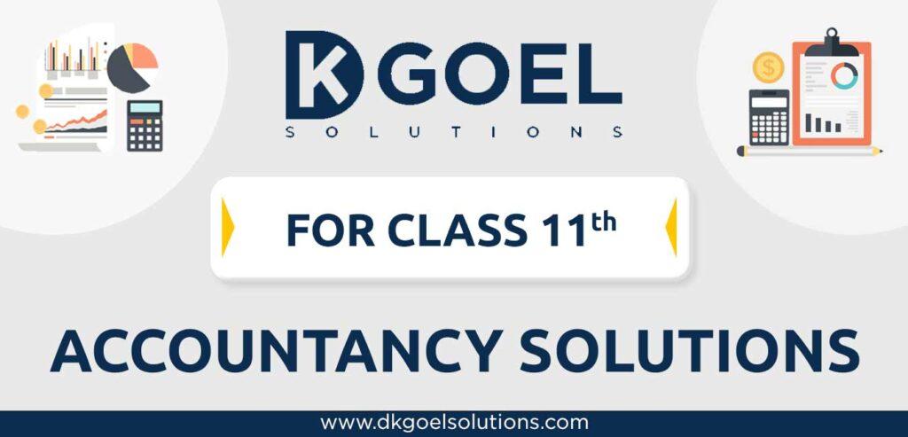 dk goel solutions class 11